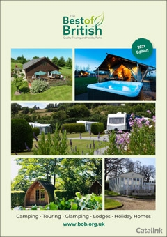 Best of British Touring & Holiday Parks Newsletter