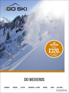 iGOSKI - Ski Weekends Newsletter