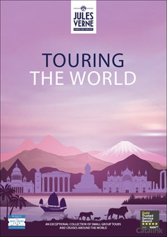 Jules Verne - Touring the World Brochure