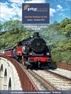 PTG Tours - Rail and Culture Brochure