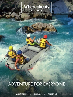 Activity Holidays by Whereabouts Brochure