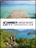 Annecy Lakeside Holidays Newsletter