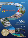 Robinsons Classic UK Coach Holidays