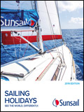 SUNSAIL FLOTILLAS BROCHURE