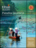 TITAN TRAVEL - PARADISE JOURNEYS BROCHURE