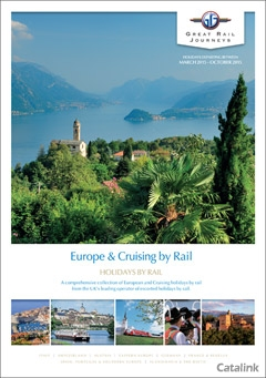 GRJ - River Cruising by Rail