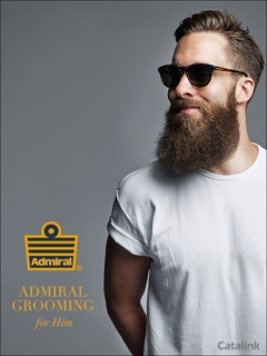 Beard Care from Admiral Grooming