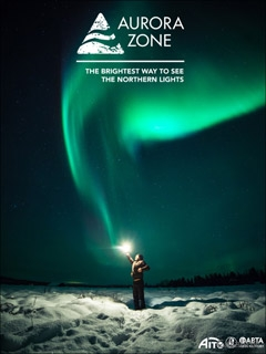 Northern Lights Holiday with The Aurora Zone Brochure