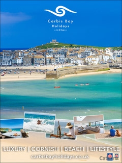 CARBIS BAY HOLIDAYS NEWSLETTER