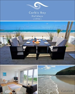Carbis Bay Cornwall Holidays