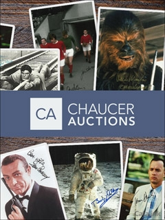 Chaucer Auctions Catalogue & Newsletter