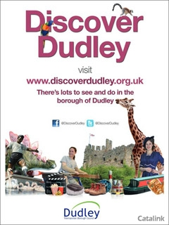 DISCOVER DUDLEY  BROCHURE