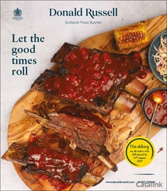 Donald Russell Gourmet Meat