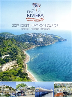 THE ENGLISH RIVIERA 2019  BROCHURE