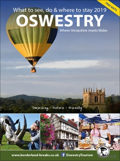 Visit Oswestry & The Welsh Borders