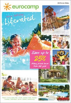 Eurocamp Family Holidays