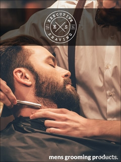 Executive Shaving - Men's Grooming
