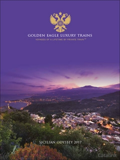 Golden Eagle Luxury Trains - Sicilian-Odyssey