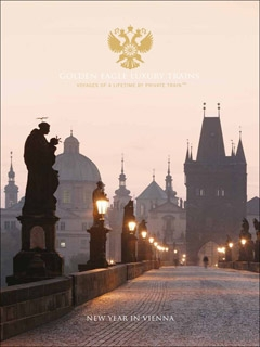 Golden Eagle Luxury Trains - New Year in Vienna