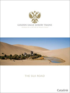 Golden Eagle Luxury Trains - The Silk Road