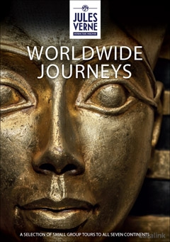 Jules Verne - Worldwide Journeys