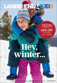 Kids Clothing by Lands End
