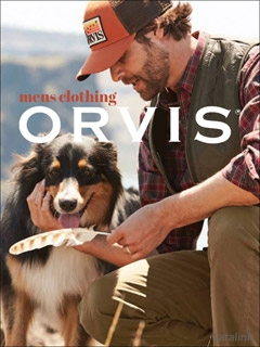 Orvis Men Clothing