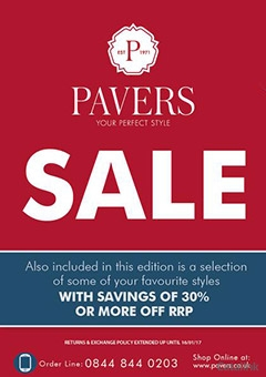 Pavers Shoe Shop