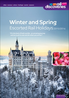 Rail Discoveries - Winter & Spring 2016/2017