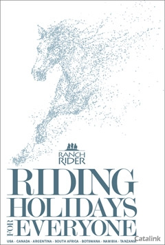 Horse Riding Holidays by Ranch Rider
