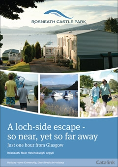 Rosneath Holiday Park - Scotland