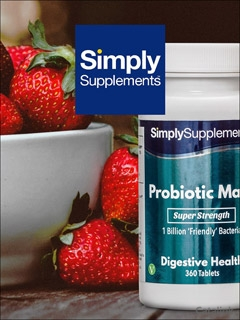 Simply Supplements Newsletter