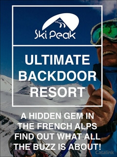 Ski Peak - French Alpine Experience