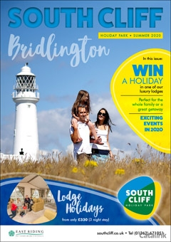 YORKSHIRE HOLIDAYS FROM SOUTH CLIFF BROCHURE