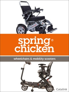 Wheelchairs & Scooters by Spring Chicken