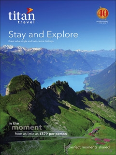 Titan Travel - Stay and Explore