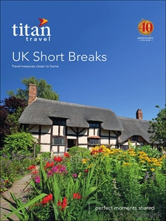 Titan Travel: UK Short Breaks Brochure