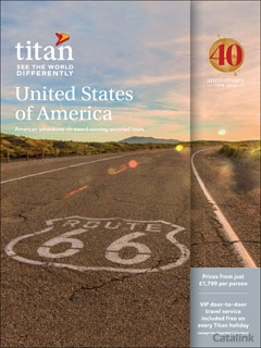Titan Travel: USA