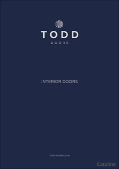 Todd Internal Doors