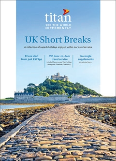 Titan Travel: UK Short Breaks
