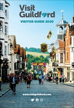 VISIT GUILDFORD BROCHURE