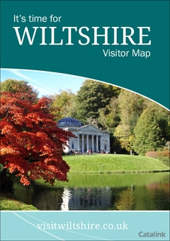 2020 Wiltshire Visitor Map