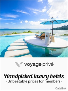 Voyage Prive - Holiday Deals