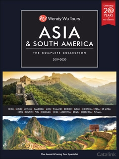 Wendy Wu Tours - Asia & South America
