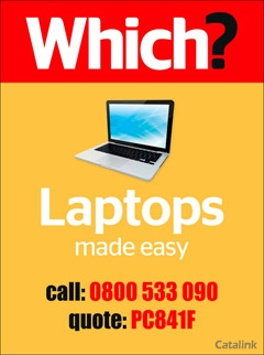 Which? Easy Use Laptops