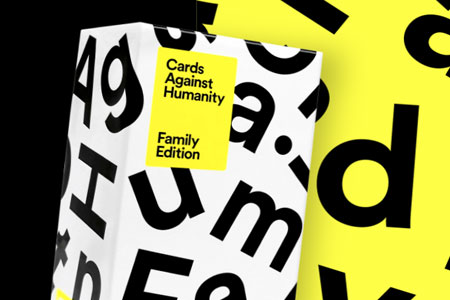 Free Cards Against Humanity (Family Edition)