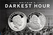 Free Winston Churchill Commemorative Coin (Plus £2.50 postage)