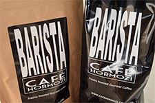 Free Sample Bag of Coffee Beans from Hormozi - (99p for postage)