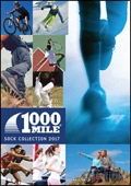 1000 Mile Sportswear catalogue cover from 08 November, 2017