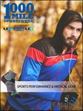 1000 Mile Sportswear catalogue cover from 16 June, 2017